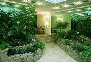 Сад был устроен в италии еще в xiv а